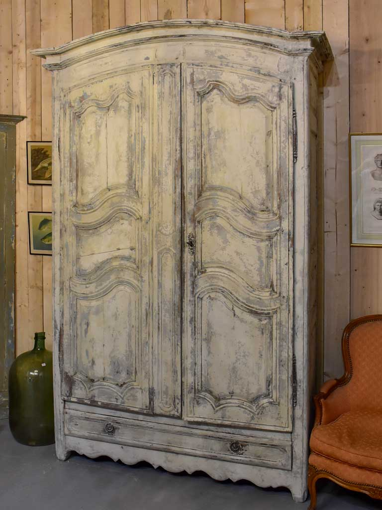 18th Century French kitchen armoire / buffet