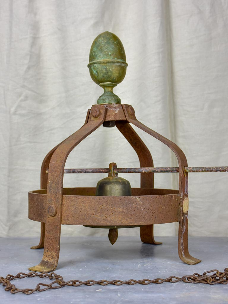 Antique French bell