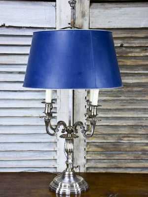Vintage French table lamp, adjustable