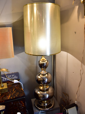 Very large Maison Jansen lamp - mercury ceramic 1/2