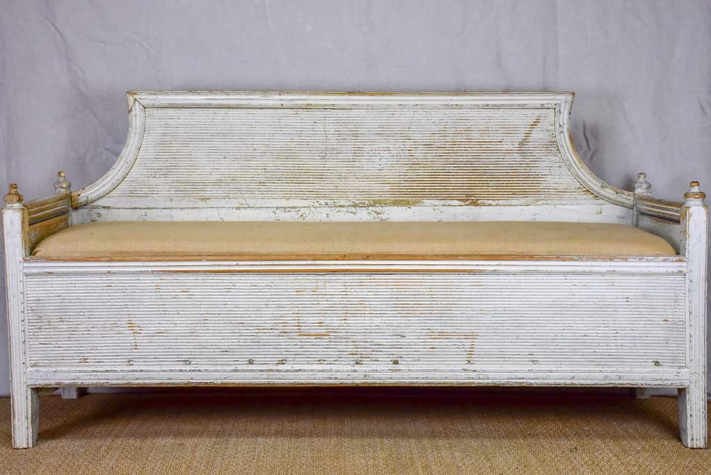 19th Century Gustavian canape - Swedish sofa