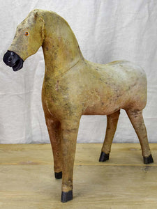 Late 19th Century French toy horse