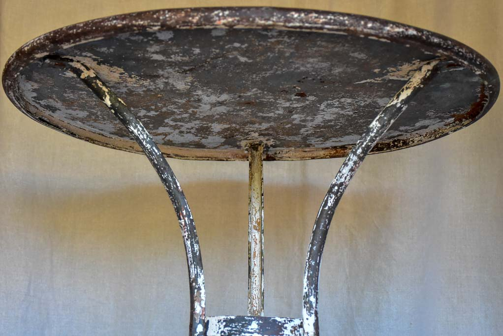 19th Century French garden table - St Sauveur Arras