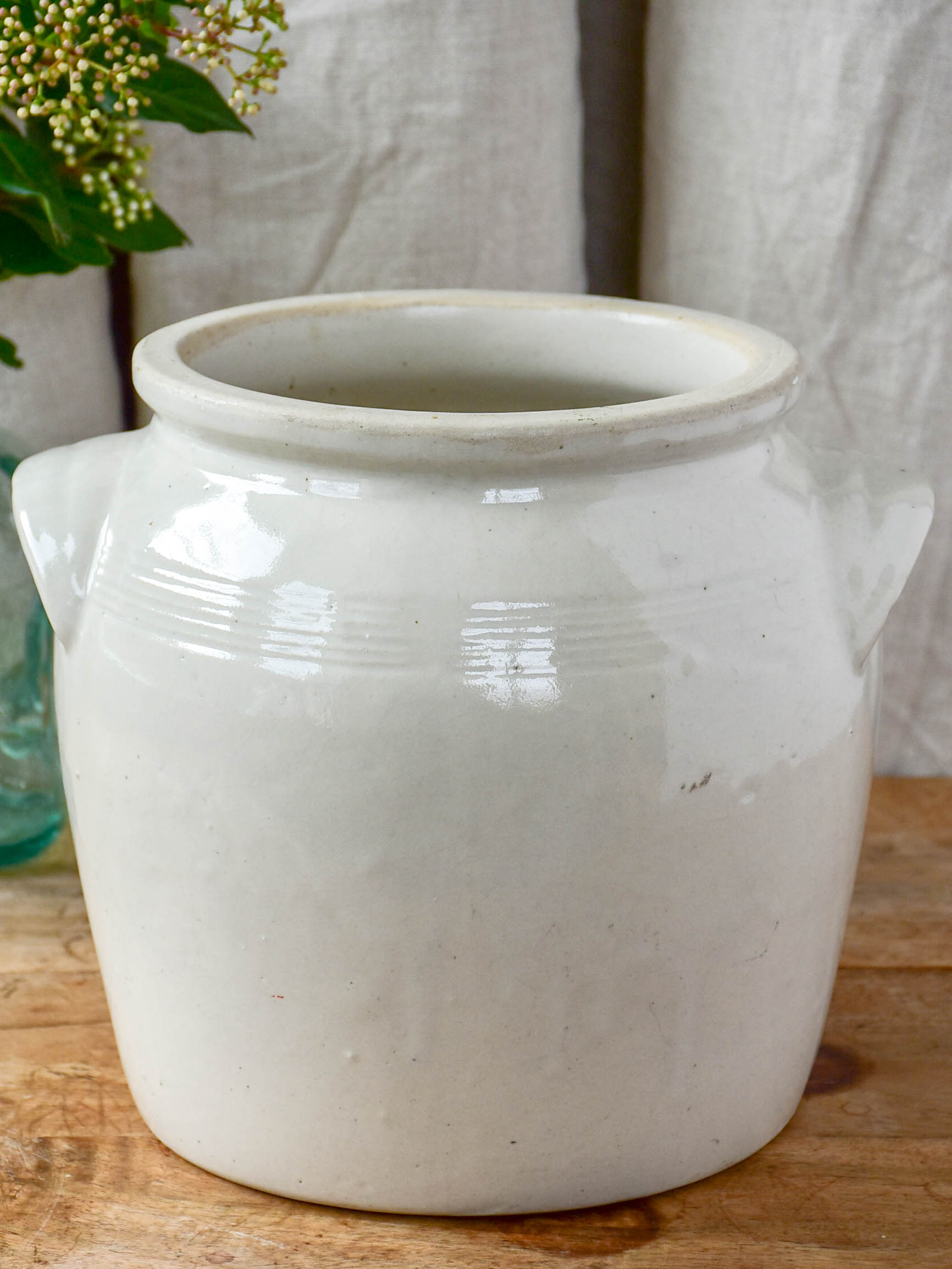 Early 20th century French preserving pot