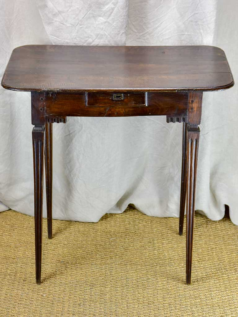 Petite 18th Century French side table