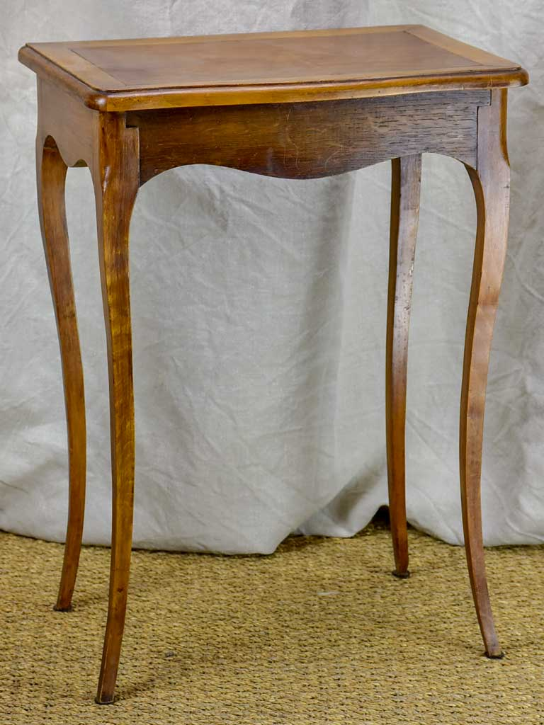 Small Louis XV style early 20th Century side table