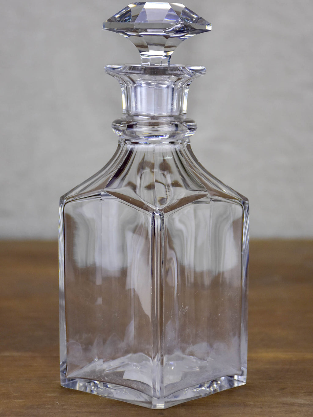 Vintage French whisky decanter