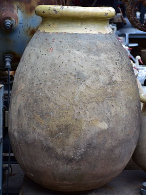 19th century French biot jar - 41""