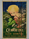 "Chiarini advertising poster by John Onwy - 1900's 11"" x 16½"""