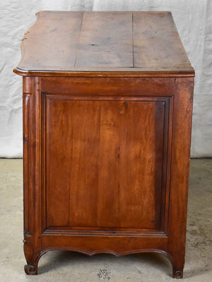 18th Century Regency commode with three drawers 48½""