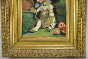 King Charles Spaniel - Jean Puy (1876-1960)