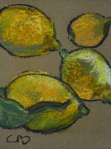 "Citrons 1 of 7 - 9"" x 12¼"""