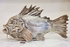 Mauro Manetti Fish sculpture