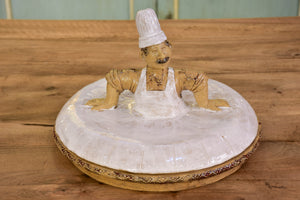 Artisan French sculptural baking dish - by order