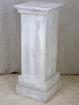 Vintage French display pedestal