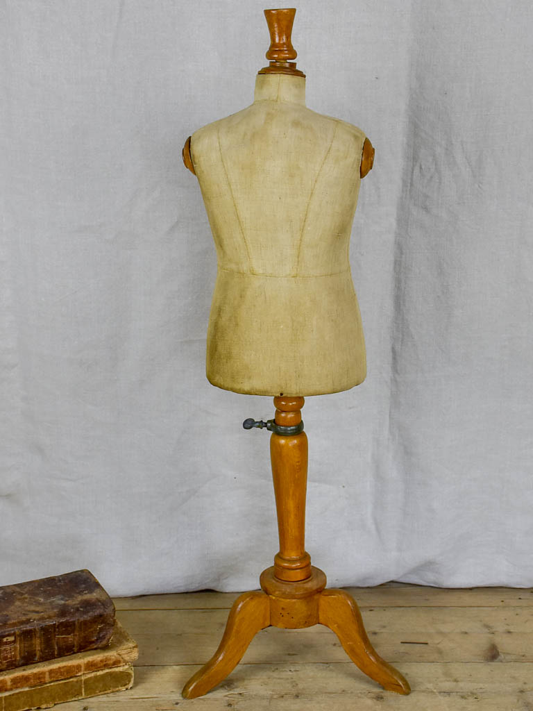 Napoleon III child tailor's mannequin