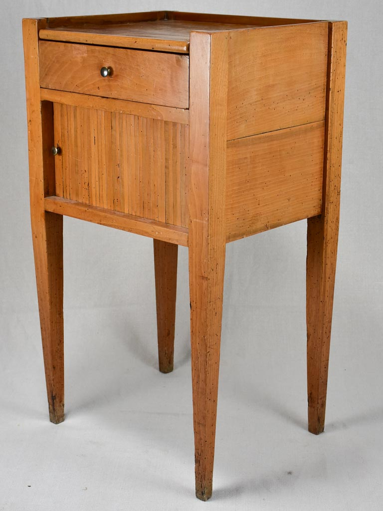 Mid-century French nightstand