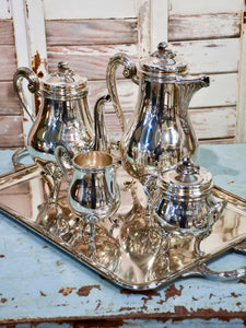 Christofle coffee service from c.1940