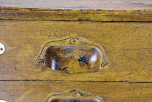 Antique French atelier drawers
