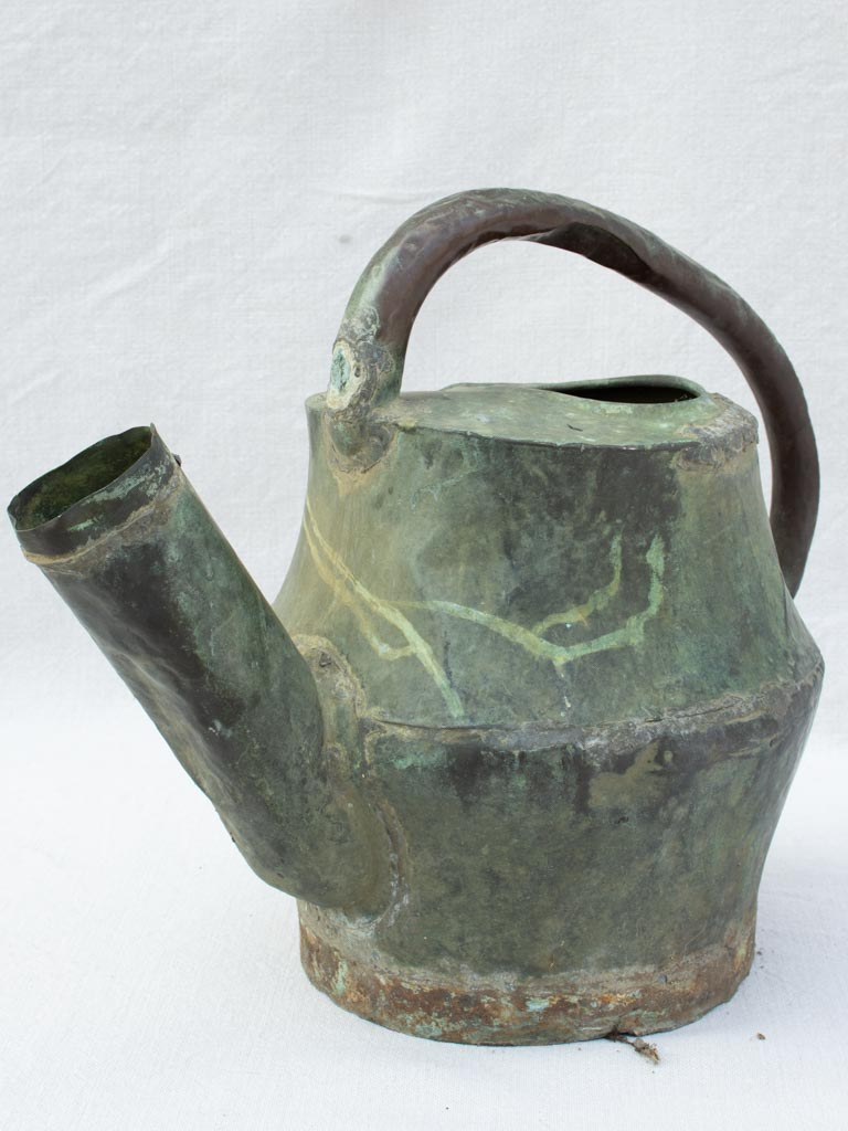 Rustic 18th century French watering can