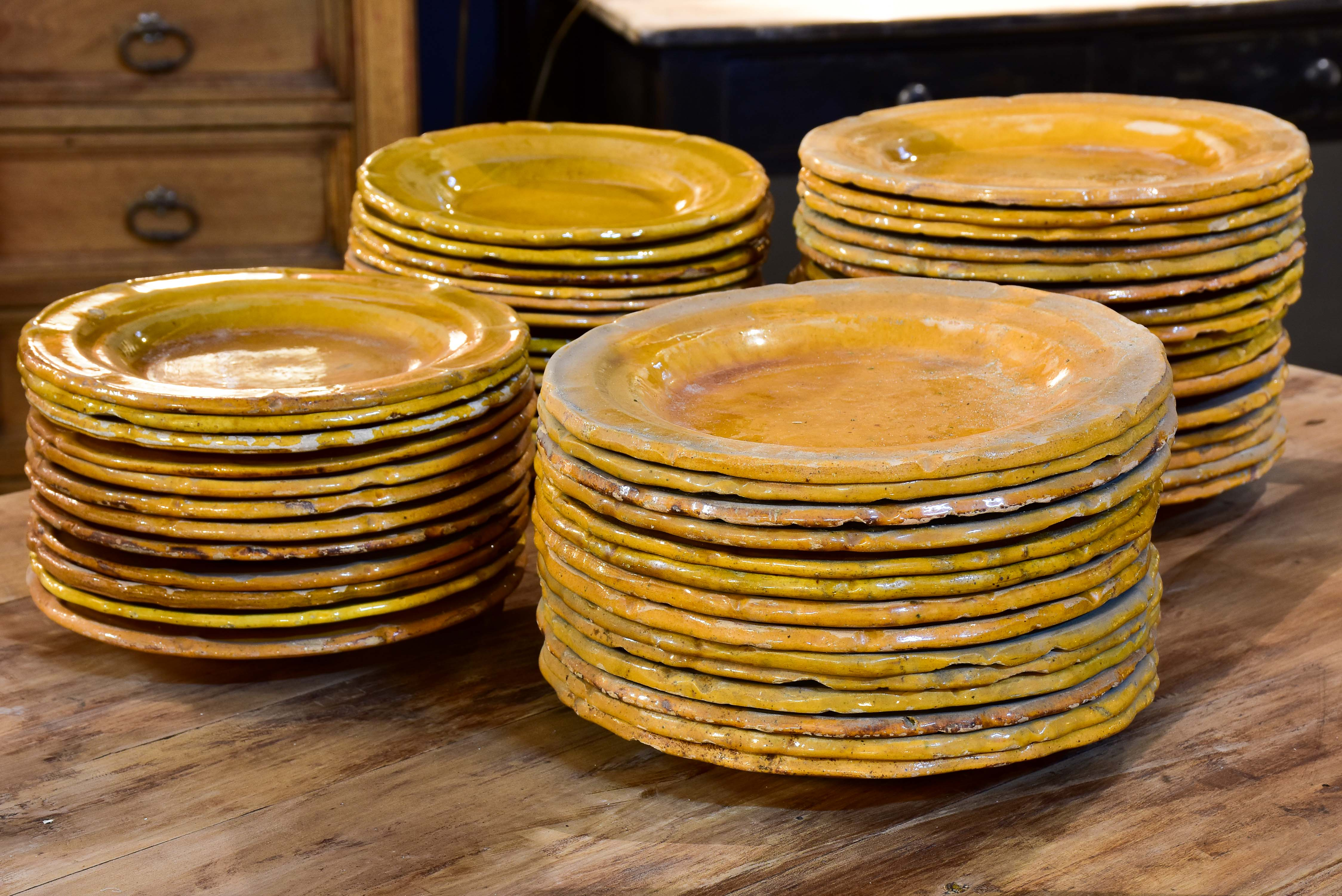 Early 20th century Provençal plates - 57