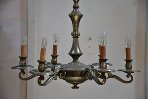 Antique French Louis Philippe chandelier