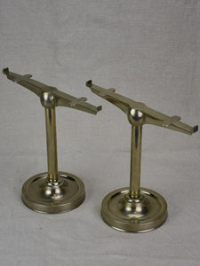 Pair of antique French self supports