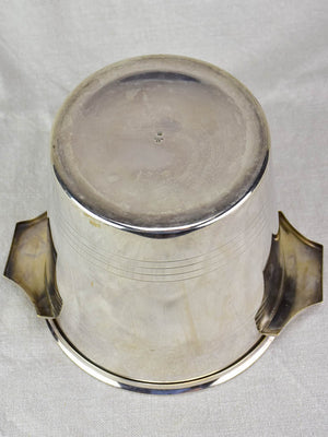 RESERVED FAB Art Deco champagne bucket