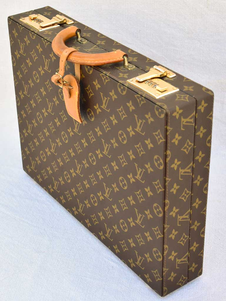 Vintage Louis Vuitton briefcase