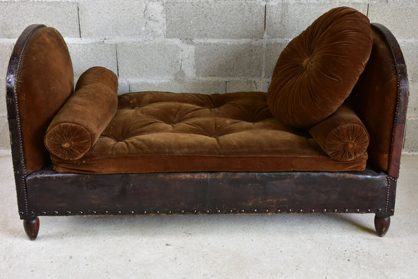 19th Century French day bed
