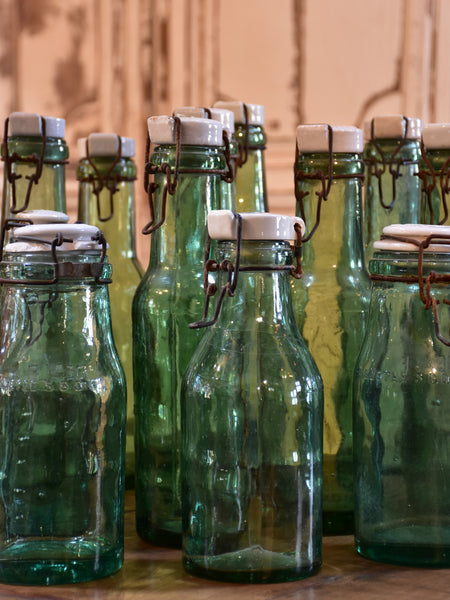 Antique French bottles – IDEAL