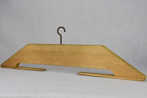 Collection of 6 Monk's coat hangers from the early 20th century