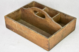 19th century French toolbox
