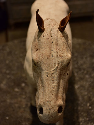Early 20th century French toy horse
