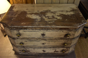 18th century Louis XVI commode with three drawers