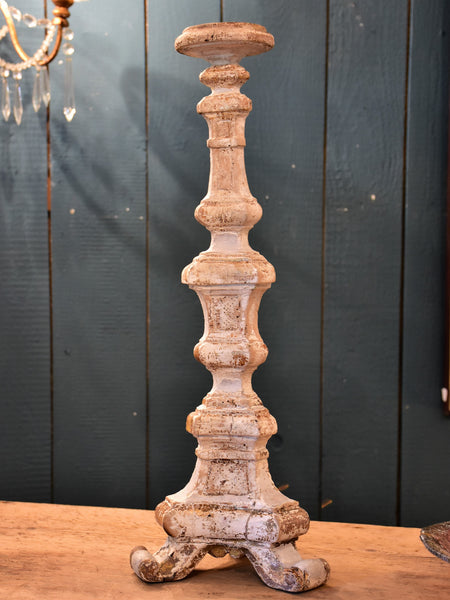 18th century French candlestick
