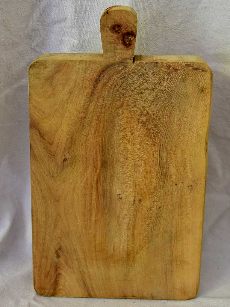 "Mid century French cutting board - sanded 15¾"" x 9"""