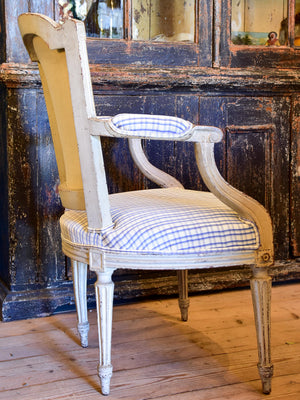 Antique Louis XVI armchair