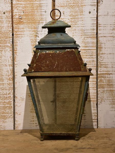 Antique French lantern