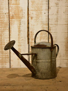 Antique French watering can 1 ½