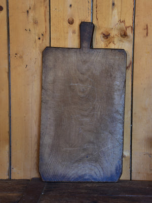 Rustic antique French cutting board