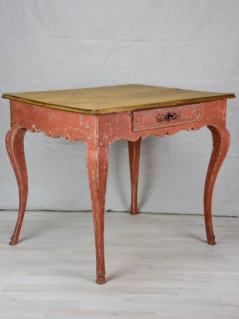 "18th Century Louis XV table / desk 31"" x 26"""
