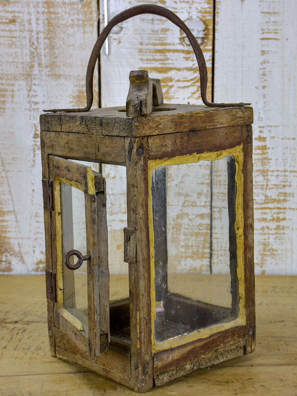 18th Century French shepherd's lantern