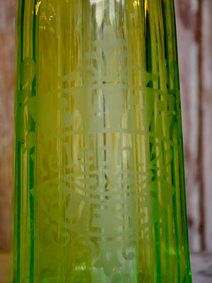 Antique French Seltzer bottle