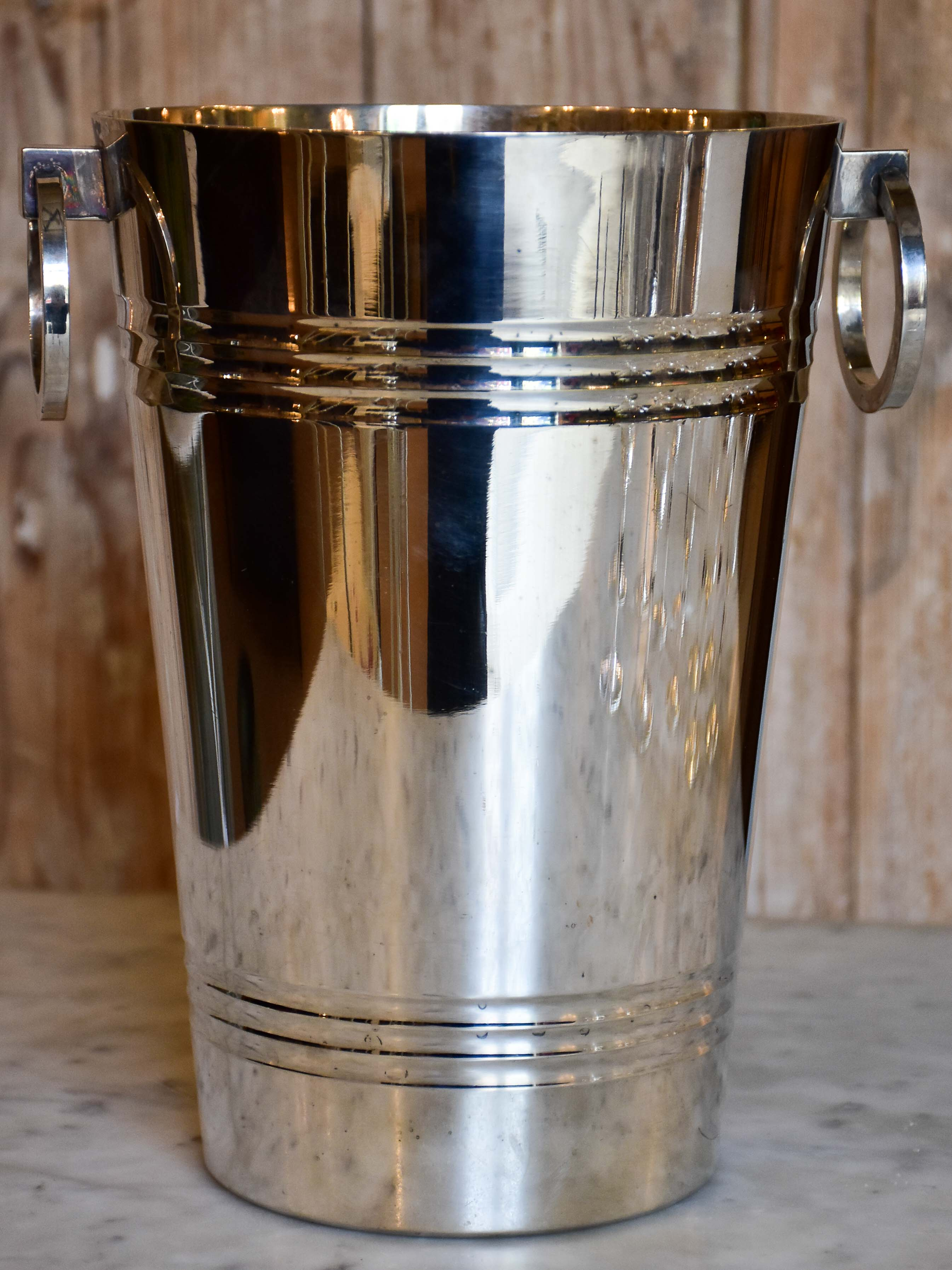 French champagne cooler - 1930's