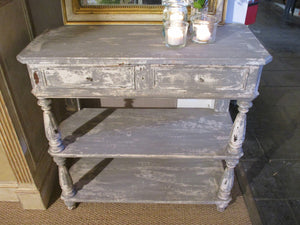 19th century French console