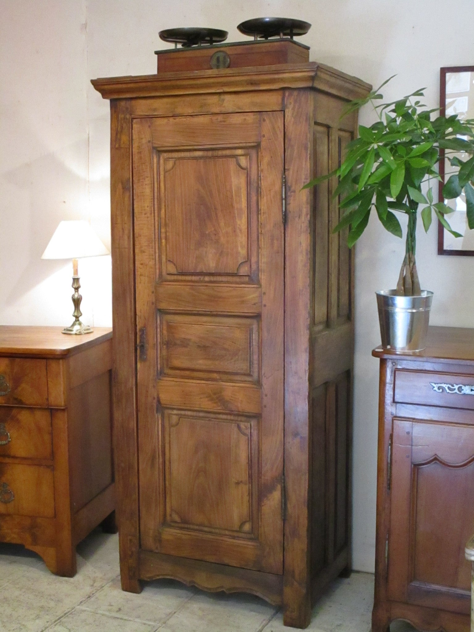 Petite 19th century French armoire