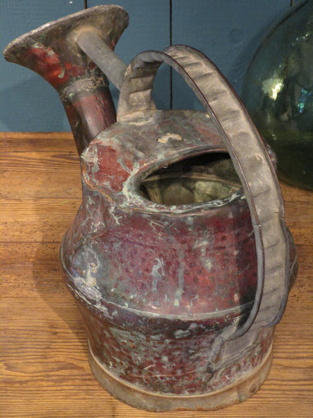 handle detail rustic french 18th century watering can