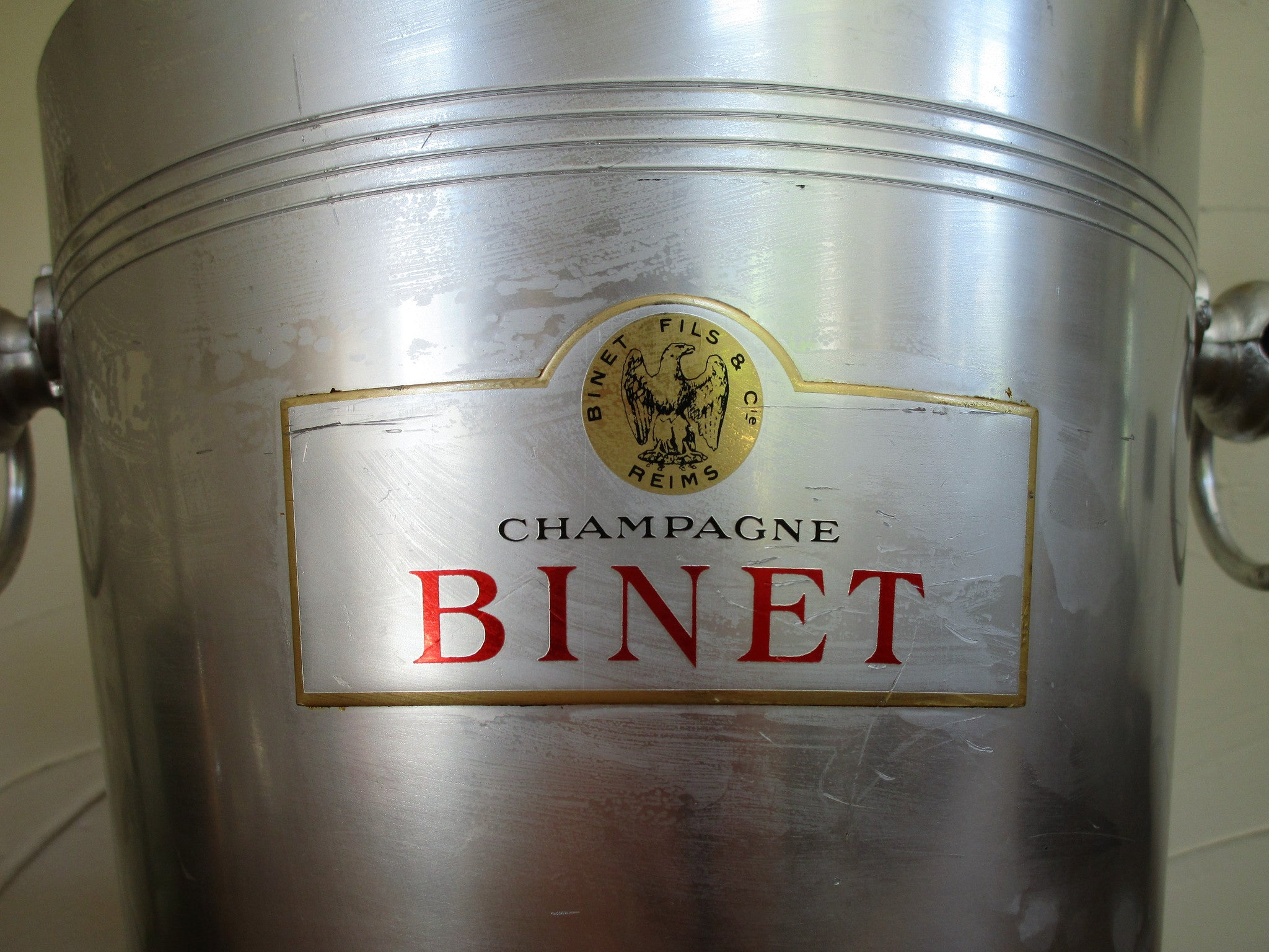 BINET Champagne bucket - 3 bottle capacity