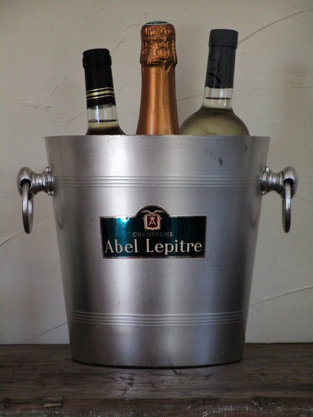 Abel Lepitre Champagne bucket - 3 bottle capacity
